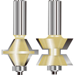 Arden Router Bits - Individual & Set