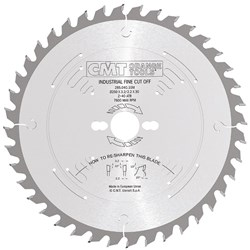 CMT Industrial Rip and Crosscut Blade - 450mm - 66 Tooth