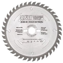 CMT Industrial Rip and Crosscut Circular Saw Blade - 315mm