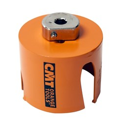CMT 73mm Multi Purpose Hole Saw 550 Series