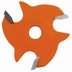 CMT Slot Cutter Blade - 6.35mm 8mm Bore