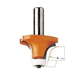 CMT Solid Surface Rounding Over Bowl Router Bit