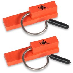 UJK Technology Parf Dog Rail Clip (Pair)