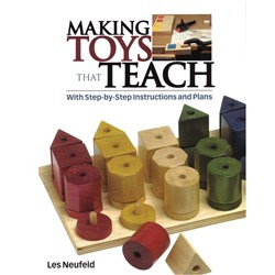 Making Toys That Teach - Les Neufeld