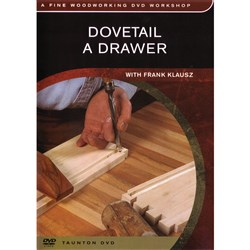 Dovetail A Drawer - DVD