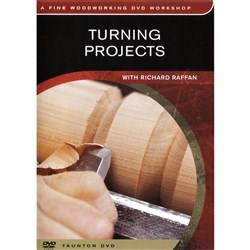 Turning Projects with Richard Raffan - DVD