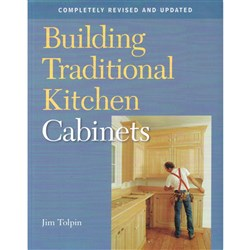 Building Traditional Kitchen Cabinets - Tolpin