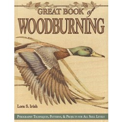 Great Book of Woodburning by Lora S. Irish