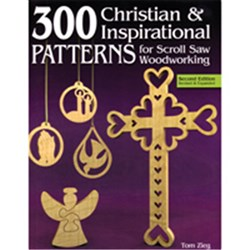 300 Christian And Inspirational Patterns - Tom Zieg