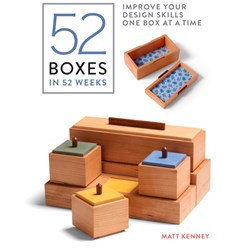 52 Boxes in 52 Weeks: Improve Your Design Skills One Box at a Time by Matt Kenney