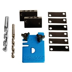 "Rockler Beadlock 3/8"" Basic Starter Kit PLUS Rockler Beadlock 1/2"" Starter Accessory"