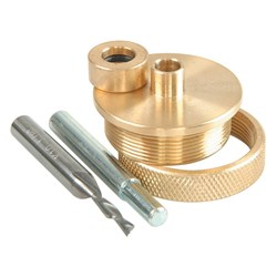 Brass & Carbide Inlay Kit