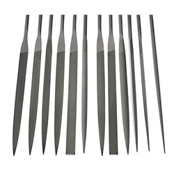 Corradi Needle File - 12 pce set