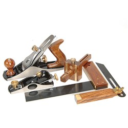 Handtool Starter Set in Wooden Box - 5 Pces