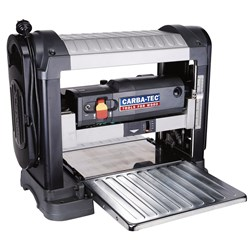 "Carbatec 13"" Spiral Head Benchtop Thicknesser"