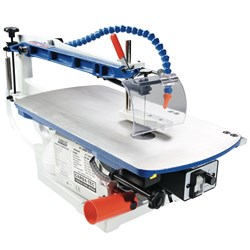 "Carbatec 18"" Variable Speed Scroll Saw"