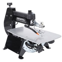 "General 16"" Variable Speed Scroll Saw"