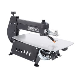 "General 21"" Variable Speed Scroll Saw"