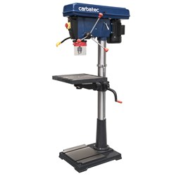 Carbatec 2HP 12 Speed Extra Heavy Pedestal Drill Press