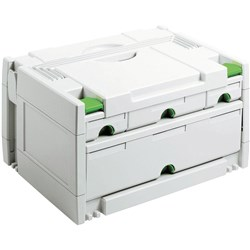 Festool Sortainer 4 Drawer Storage Box