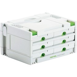 Festool Sortainer 6 Drawer Storage Box