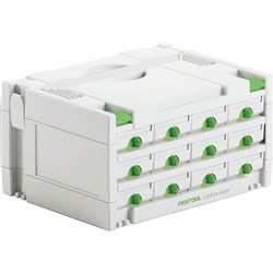 Festool Sortainer 12 Drawer Storage Box