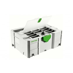 Festool Systainer SYS 2 T-Loc Storage Box with Lid