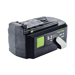 Festool 18v Li-Ion 5.2 Amph Battery pack