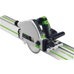 Festool TS 55R 160mm Plunge Cut Circular Saw with 1400mm Rail