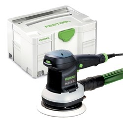 Festool ETS 150/3 Random Orbital Sander in Systainer