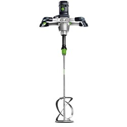 Festool MX 1600/2 E Stirrer with HS 3 Right Rod