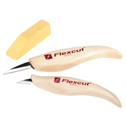 Flexcut Whittlers Kit