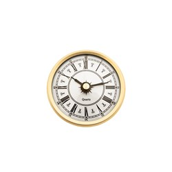60mm Clock Insert with Roman Numerals
