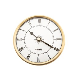 90mm Clock Insert with Roman Numerals