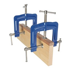 Three Way Edging Clamp