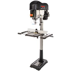 Jet Variable Speed Floor Mount Drill Press
