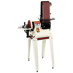 "Jet 6"" Belt/9"" Disc Sander with Stand"