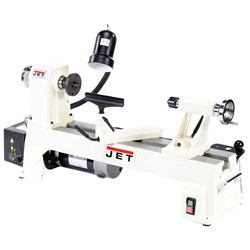 Jet Midi Lathe with Light - Electronic Variable Speed