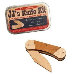 JJs Wooden Knife Kit