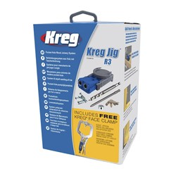 Kreg Jig R3 Pocket Hole System