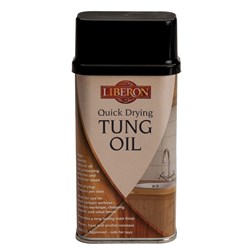 Liberon Quick Drying Tung Oil - 250ml