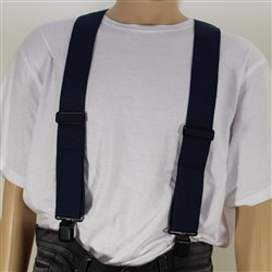 Construction Braces - Navy