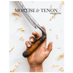 """Mortise and Tenon 3"" Magazine Published by Joshua A. Klein"