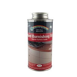 Organoil Hard Burnishing Oil - 500ml