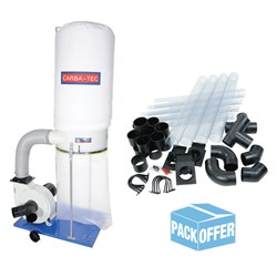 FM-300 Dust Extraction & Ducting Kit Pack (FM-300 & YW-2000)