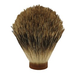 PSI AAA Pure Badger Hair Shaving Brush (20.5mm base) Premium Quality