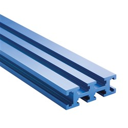 "Rockler 915mm Multi Tracks for Jigs & Custom Fence 2-1/4"" x 3/4"""