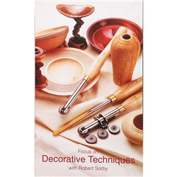 Robert Sorby Decorative Techniques DVD