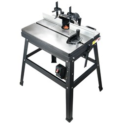 Carbatec Cast Iron Top Router Table