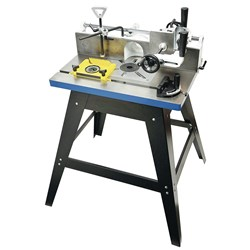 Router Table w/ Tenoning Attachment